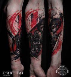 Neformat Tattoo Collective is friendly tattoo studio in Kazan, Russia.