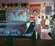 Untouched, dorm rooms are… not very nice to look at. Sure, there are some private colleges and universities that offer gorgeous, spacious dorm rooms, but the majority of them don't. And if you plan on going to a state school? Forget it. State schools give out small, often cramped dorm rooms that are completely utilitarian … Read More