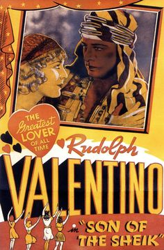 In his final film performance before dying in 1926, Rudolph Valentino tackles two roles, as a father and his son. Ahmed (Rudolph Valentino), the son of an Arab sheik and a kidnapped English gentlewoman (Agnes Ayres), loves local dancing girl Yasmin (Vilma Banky). When he slips out of his father's heavily guarded compound to woo her, he is kidnapped and held for ransom by a group of bandits led by Yasmin's father (George Fawcett) and Ghabah (Montagu Love), the Moor to whom she is betrothed.
