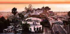 Hippie e chique: Santa Monica tem de spas a orgânicos e aulas de trapézio
