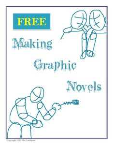 FREE - Step-by-Step guide for Making Graphic Novels in your classroom. It's a wonderful way to get your students engaged and combines art with writing. Teaching Writing, Writing A Book, Writing Workshop, Thumbnail Sketches, Graphic Novel Art, Rough Draft, English Language Arts, Creative Writing, Art Education