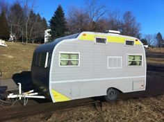 Classic Serro SCOTTY Sportsman All NEW INSIDE-12 ft teardrop camper1978 -COOL in RVs & Campers | eBay Motors