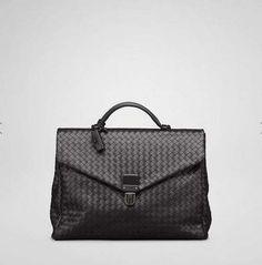 Bottega Veneta Men's Bag 6546 black