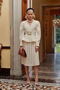 Alessandra Rich Frühjahr 2019 Konfektionskollektion - Vogue  #alessandra #fruhjahr #konfektionskollektion #vogue