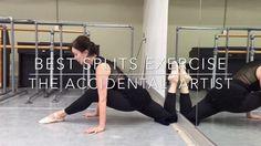 A splits stretch that works!