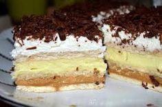 Znalezione obrazy dla zapytania ciasto trzy bit bez pieczenia