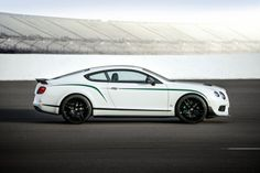 Extra sportieve Bentley: Continental GT3-R
