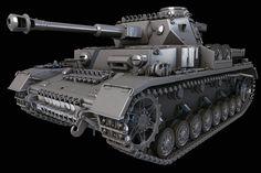 Panzerkampfwagen IV ausf H.