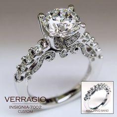 verragio engagement ring...a.k.a. my dream wedding ring!