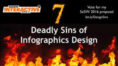 7 Deadly Sins of Infographics Design and How to Fix Them