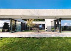 """Originální nápad, který tvůrce k hlavnímu motivu přestavby přivedl, architektonický tým pojmenoval """"outside-inside""""."""