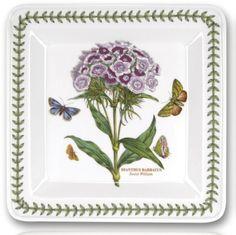 "Portmeirion jardín botánico Surtido 8.5"" Cuadrado platos para ensalada-Juego de 4 $120 | Cerámica y vidrio, Cerámica y porcelana, Porcelana y cubiertos | eBay!"