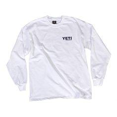 YETI Long Sleeve T-Shirt | YETI Coolers
