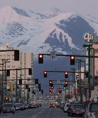 Anchorage, Alaska - awesome
