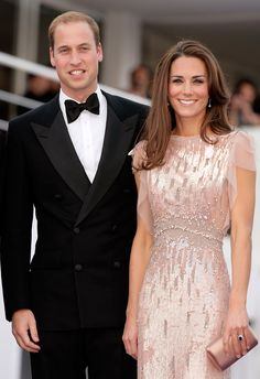 Duchess of Cambridge - ED175 - ARK 10th Anniversary Gala Dinner - Jenny Packham