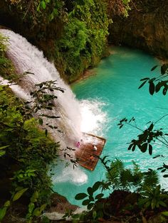 For the Adventurous type Canyoneering in Badian and Kawasan Falls