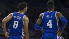 Sixers Shouldn't Trade ANY of Their Bigs