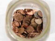 America's penny jar from Aspen