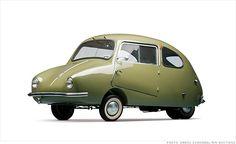 1956 Fuldamobil S-6