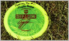 talkdiscgolf.com is a wonderful spot to catch up on anything and everything disc golf. They are constantly sharing blog posts, reviews, polls and more so check them out next time you want your disc golf information fix.