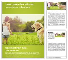 Microsoft Office Word Dog Templates  Bing Images   Temp