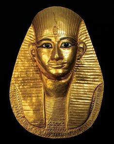 """grandegyptianmuseum: """" Gold mask of Amenemope Gold funerary mask of king Amenemope, the successor of Psusennes I at Tanis. From his burial, tomb NRT III, Tanis. Egyptian Mask, Ancient Egyptian Art, Ancient Aliens, Egypt Concept Art, Ancient Astronaut Theory, Egypt Museum, Ancient World History, The Bible Movie, Visit Egypt"""