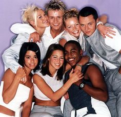 """S CLUB 7~I even bought their movie. Watched all their tv shows have all their CDs. Still listen to their music. Their music got me through some rough times. """"Don't stop never give up....."""""""