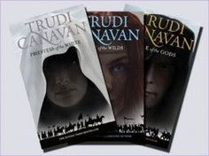 Age of Five Trilogy - The best trilogy I ever read. Couldn't put the books aside, because they were just WONDERFUL, BREATHTAKING, STUNNING and although the story played in a fantasy world, there is a connection to real problems. I highly recommend this masterpiece full of tension and emotions, written in such a great way that you really get caught by the story. Trudi Canavan is just fabulous!