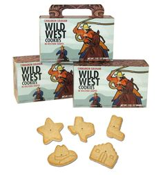 Need a treat for young Cowboys and Cowgirls to mosey on back to their ranch with??? How fun are these cookies!