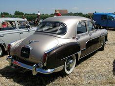 """Renault Frégate Grand Pavois-1958 - Oldiesfan67 """"Mon blog auto"""""""