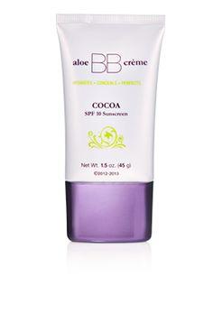 aloe BB crème COCOA