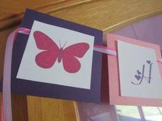 Budget Butterfly Birthday