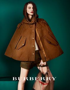 burberry for fall