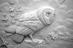sculpture by Geoffrey Preston