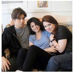 Jake T. Austin, Selena Gomez and Jennifer Stone