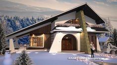Modern House Facades, Modern Houses, Landscape Architecture Design, Dream House Exterior, House Elevation, Facade House, Design Case, Simple House, Home Fashion