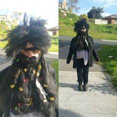 Mr. Twit from Roald Dahl and Quentin Blake's The Twits | 49 Awesomely Clever Halloween Costumes For Book Lovers