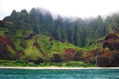 Kauaii, Hawaii. My favorite island. Can't wait to go back someday!