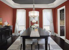 Dining Room Paint Ideas | Elegant Dining Room Paint Colors Ideas | House Design Ideas