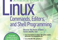 A Practical Guide to Linux Commands Editors and Shell Programming Edition - C Programming - Ideas of C Programming - A Practical Guide to Linux Commands Editors and Shell Programming Edition) [pdf] Game Programming, Programming Languages, Net Framework, Data Structures, Trigonometry, Math Skills, Web Application, Data Science, Data Visualization