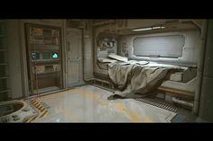 Sci-Fi Room | Sci-Fi Bedroom