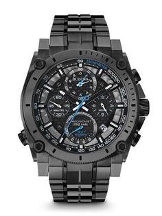 Bulova 98B229 Men s Precisionist Chronograph Watch 7f084c4b71