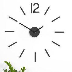 Found it at Wayfair - Blink Analog Wall Clock