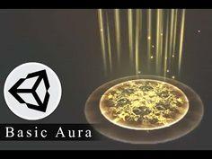 Effect Animation - Basic Aura - Unity 3D Tutorials