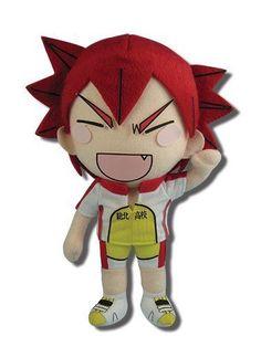 *NEW* Yowamushi Pedal: Naruko 8'' Plush by GE Animation | Collectibles, Animation Art & Characters, Japanese, Anime | eBay!