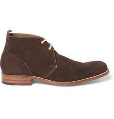 GrensonSilas Suede Desert Boots
