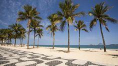 mar, sol, palmas, ruas de arte... :-)