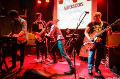 Supersiders, Los Tupper y Chili Head´s Quintet, en Gijón | Musicom
