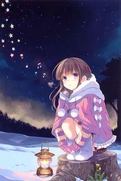 328 Best Christmas Anime Images On Pinterest In 2019 Anime Girls