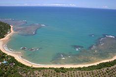 Praia do Espelho - Trancoso - Bahia - Brasil www.brisasdoespelho.com.br